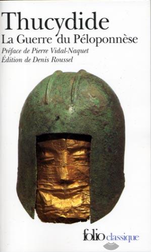 Thucydide, La Guerre du Péloponnèse