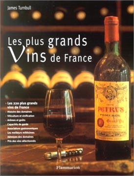 Turnbull, Les plus grands vins de France