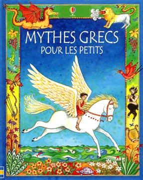 Tyler, Mythes grecs pour les petits
