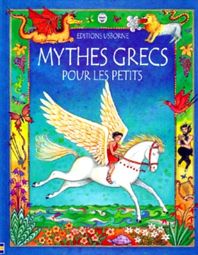 Amery, Mythes grecs pour les petits