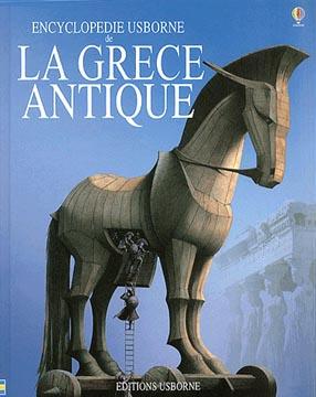 Usborne, Encyclopédie de la Grèce antique