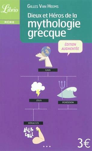 Van Heems, Dieux et héros de la mythologie grecque