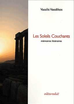 Les soleils couchants. Mémoires littéraires