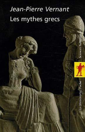 Vernant, Les mythes grecs. Coffret en 2 volumes