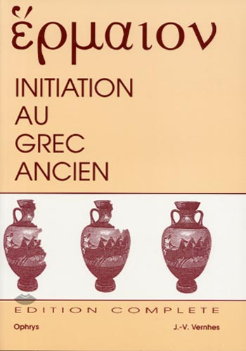 Vernhes, Initiation au grec ancien