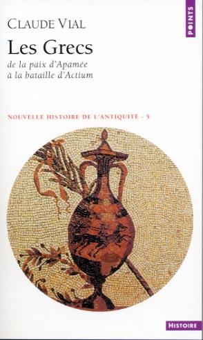 Les Grecs, de la paix d'Apamée à la bataille d'Actium