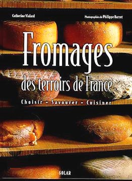 Vialard, Fromages des terroirs de France