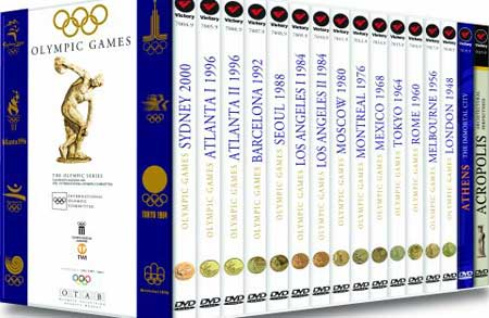Olympic Games (16 DVD)