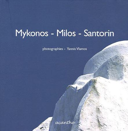 Mykonos-Milos-Santorin