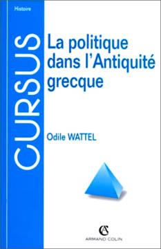 Wattel, La politique dans l'Antiquité grecque