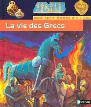 Weber, La vie des Grecs