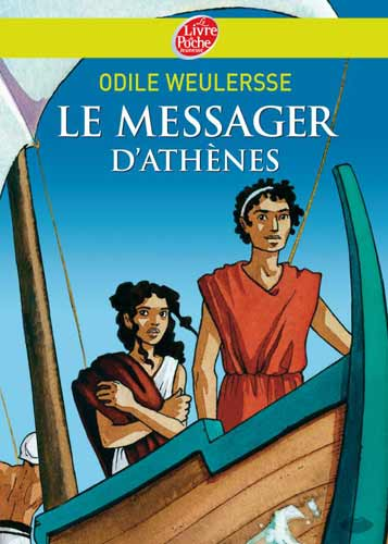 Weulersse, Le Messager d'Ath�nes