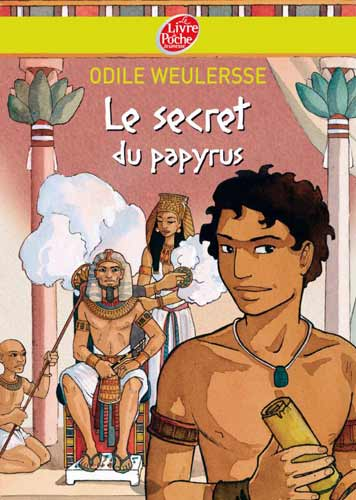 Weulersse, Le secret du papyrus