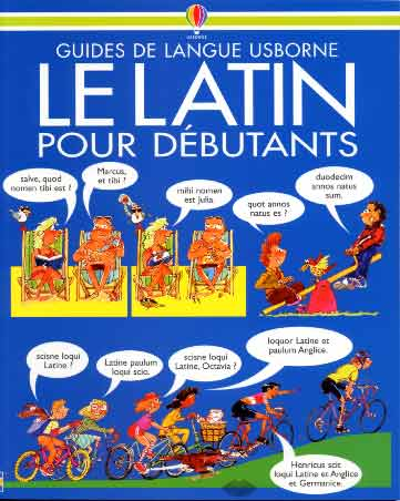 Le latin pour d�butants