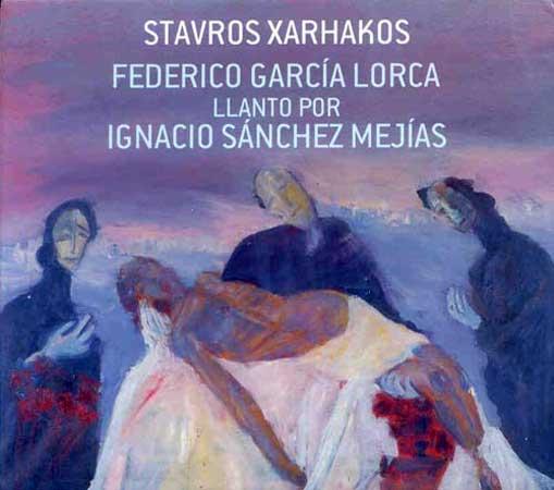 F.G. Lorca Llanto por Ignacio Sanchez Mejias