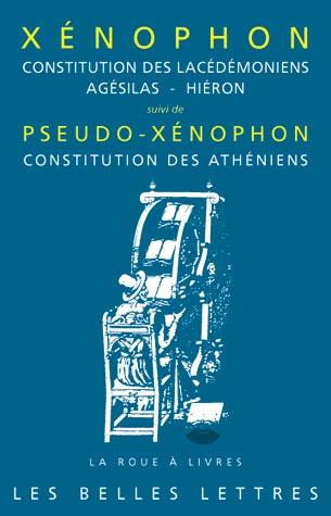 Constitution des Lacédémoniens, Hiéron, Agésilas