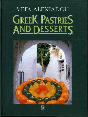 Greek Pastries And Desserts