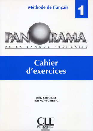 Panorama 1 - Cahier d'exercices