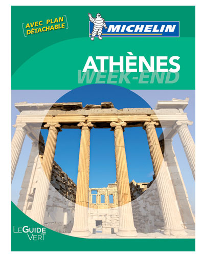 Michelin, Guide Vert Week-end Athènes